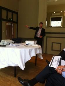 Malcolm Robinson IHT Seminar 2014